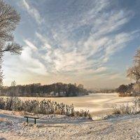 Чуть морозный, но прекрасный выдался денек.. :: Лидия Цапко