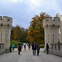 Вход в замок :: Ольга