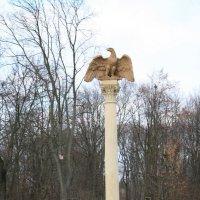 Польский орел. Летняя резиденция польских королей :: Gennadiy Karasev