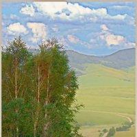 Пейзаж с дорогой :: Кай-8 (Ярослав) Забелин