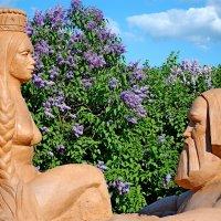 Песчаные скульптуры :: Teresa Valaine