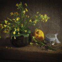 С лимоном и баночкой мёда... :: Лилия *