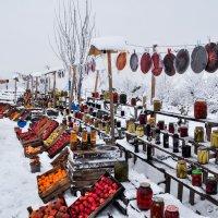По дороге в Qebele :: Yulia Borisova