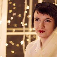 Искорки рождества :: Анастасия Володина