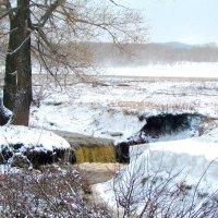 Апрельский снегопад :: Константин Филякин