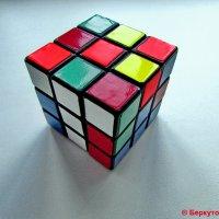Кубик рубик :: Eвгений