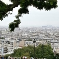 Париж. Монмартр :: Алёна Савина