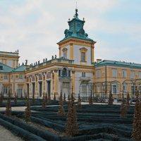 Летняя резиденция польских королей. Выход в парк :: Gennadiy Karasev