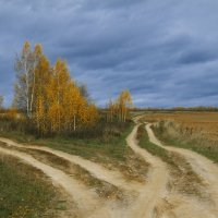 Две Дороги :: Алексадр Мякшин