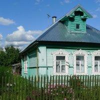В деревне :: Евгений Кривошеев