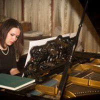 Пианистка :: Mary Akimova