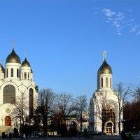 Храм Христа Спасителя в Калининграде :: Елена Сидорова