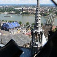 Вид на Кёльн из собора :: Владимир Ростовский