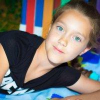юная красотка :: Юлия Головенченко