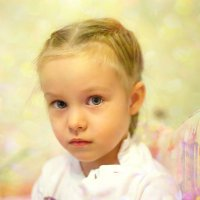Моя красотка :: Ольга Хабарова