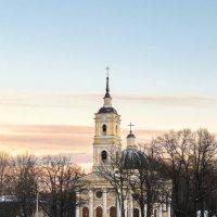 Храм св. Пророка Илии на Пороховых :: Дмитрий Гришечко
