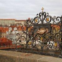 На Карловом мосту :: Larisa Ulanova