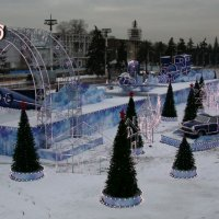 Подготовка к Ново-годним праздникам :: Олег Лукьянов
