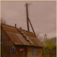 Старая баня :: Кай-8 (Ярослав) Забелин
