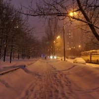 Вечeрние огни :: demyanikita