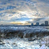 Доброе, морозное утро! :: Максим Иванов