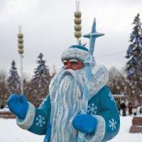 Дед Морозище. :: Владимир Питерский