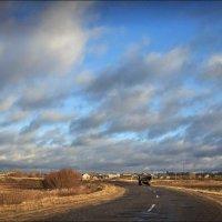 Загородный путь :: Елена Ерошевич