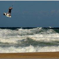 В полете над волнами :: Leonid Korenfeld