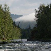 Река Кумир, Девичьи Плёсы .Усть-Канский район. :: Виктор