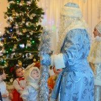 """Новый год в садике """"СКАЗКА"""" :: Юрий Винницкий"""