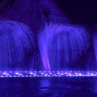 Шоу ,,Поющие фонтаны,,.Протарас,Кипр. :: Татьяна Калинкина