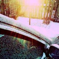 зимнее сияние :: Iraida Morozova