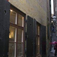 Самая узкая улочка Стокгольма-3 :: Александр Рябчиков