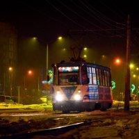 Вечерний трамвай :: Sied Art