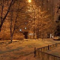 Снежно :: demyanikita