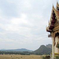 Таиланд - золото риса и золото храмов :: Дмитрий Загорский
