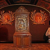 Нижний(Пещерный ) храм Феодоровского собора :: Tatiana Markova