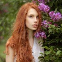 Весна и сирень :: Дмитрий Бутвиловский