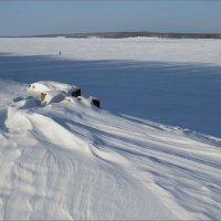Волга зимой :: Ната Волга