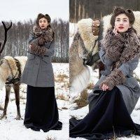 Зима :: Марина Погорельская
