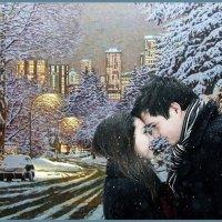 Новогодние пожелания :: Lyubov Zomova