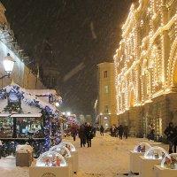 Рождество на Никольской :: Алла Захарова