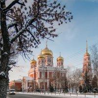 САРАТОВ_Покровский собор :: Андрей ЕВСЕЕВ