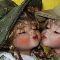 Поцелуй. :: Лариса Вишневская