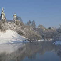 красавица зима :: Михаил Юрьевич