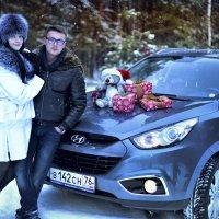 Борис и Александра :: Ольга Гребенникова