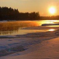 Когда уходит солнце на покой........ :: Павлова Татьяна Павлова