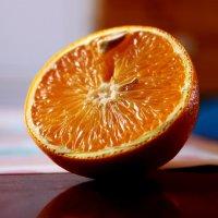 Мы делили апельсин... :: Евгения Каравашкина