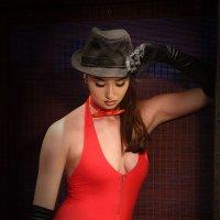 Девушка в шляпке :: Alexander Varykhanov
