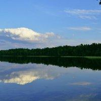 Белое озеро :: Виктория Олейник